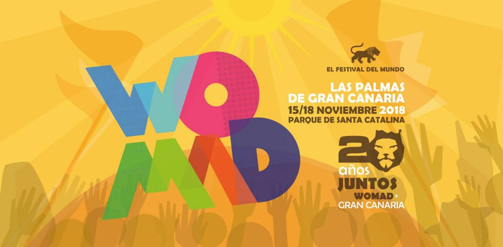 womad gran canaria 2018